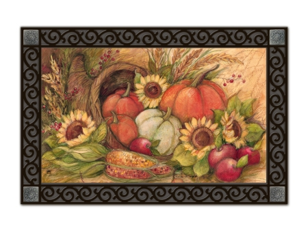 Fall Abundance by Susan Winget