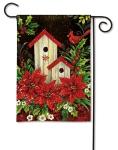 Winter Birdhouse by Elena Vladykina