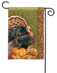 Thanksgiving Greeting by Geoff Allen