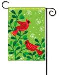 Cardinal Party by Ellen Krans
