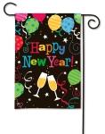 New Year Party by Ellen Krans
