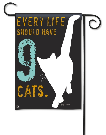Nine Cats (39013D)