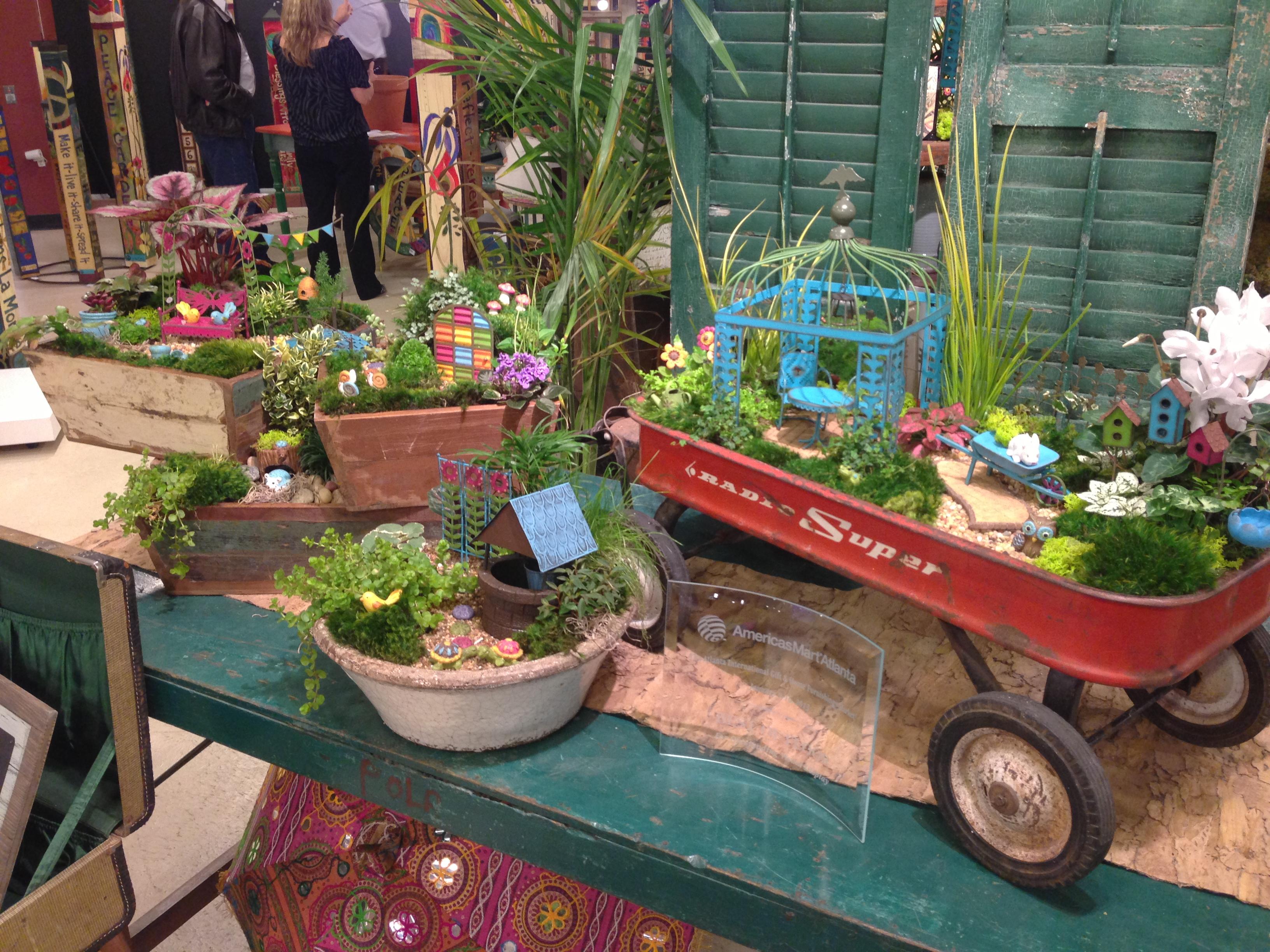 Gypsy Garden 4 Magnet Works Blog