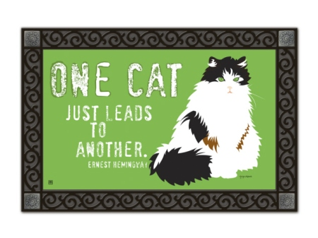 One Cat by Ginger Oliphant