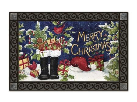 Santa's Boots by Susan Winget