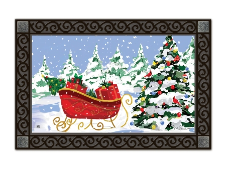 """Sleigh Stop"" by Martha Collins SKU: 11018"