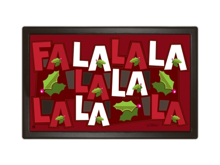 """Fa La La"" by Lee Calderon SKU: 11062D"
