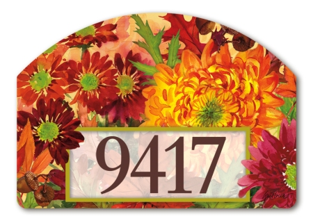 """Autumn Bouquet"" by Gail Flores SKU: 71036"