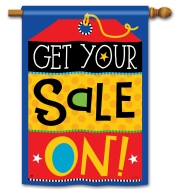 """Get Your Sale On"" by Holli Conger SKU: 91025"