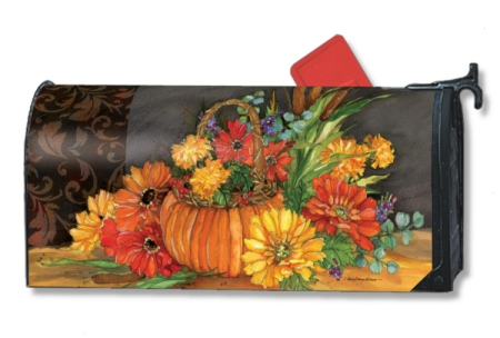 Autumn Tapestry MailWrap 01005