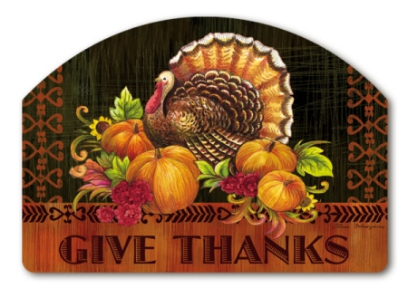 Give Thanks Turkey Yard DeSign 71026