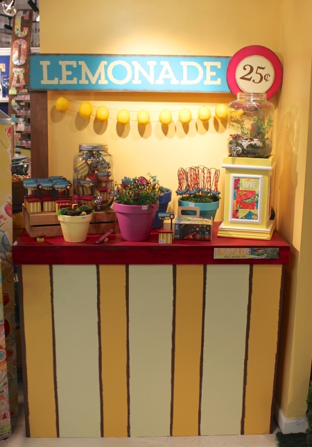 Gypsy Garden Lemonade Stand