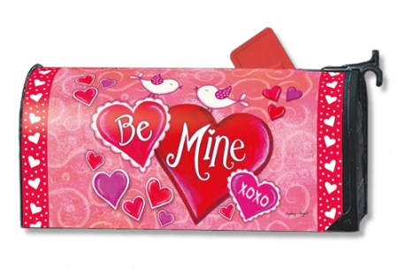 """Be Mine Birds"" by Sydney Wright SKU: 01122"