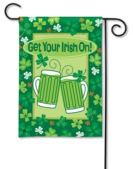 """Get Your Irish On"" by Ellen Krans SKU: 31081"