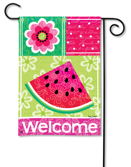 """Watermelon Welcome"" by Patty Finnigan SKU: 31091"