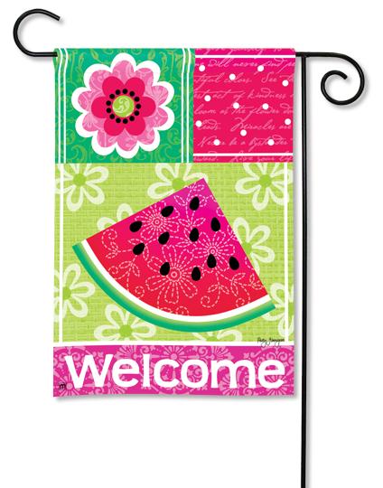 """Watermelon Welcome"" by Patty Finnigan SKU: 31091"
