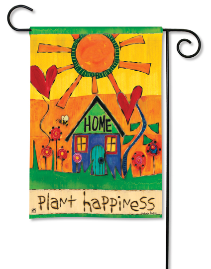 """Plant Happiness"" by Stephanie Burgess SKU: 31121"
