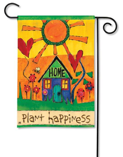 """""""Plant Happiness"""" by Stephanie Burgess SKU: 31121"""