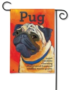 """Pug"" by Ursula Dodge SKU: 31178"