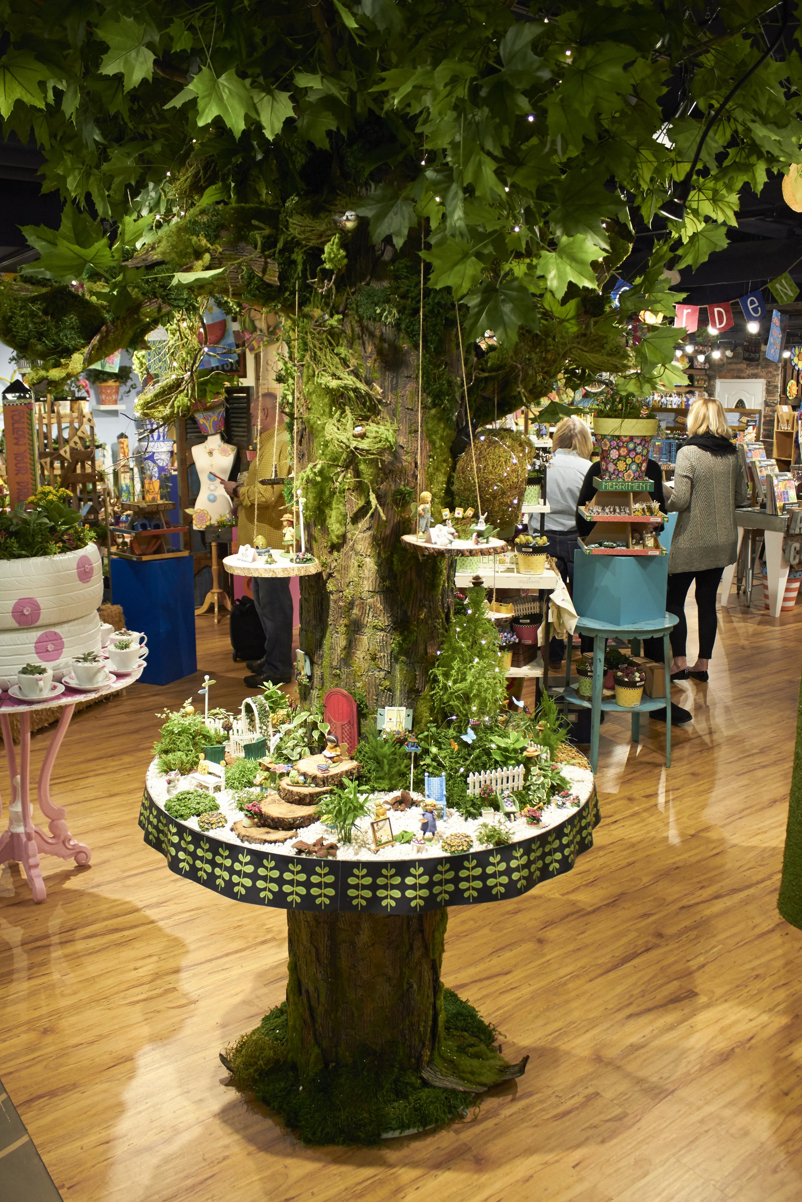 Fairy Garden Displays