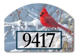 13-71385-Cardinal in Snow-Hautman Brothers