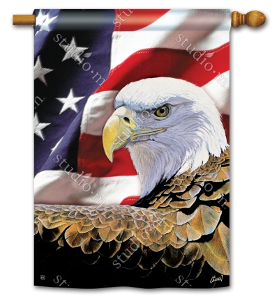 BreezeArt™ Standard Flag Product Template